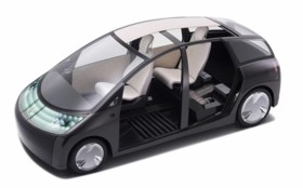 Toyota сможет делать кузова гибридов из… морских водорослей