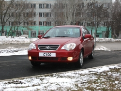 «ТагАЗ» выпускает новый собственный седан Tagaz C-100