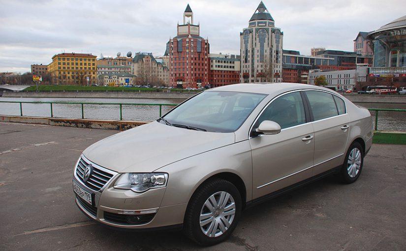 Доля Volkswagen в России выросла более чем в два раза
