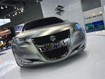 Компания Suzuki отказалась строить завод в России