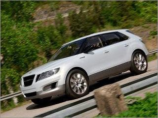 Кроссовер Saab 9-4X появится раньше срока