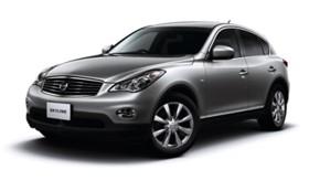 Продажи Nissan Skyline Crossover начинаются в Японии
