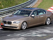 Гибридные BMW 7 серии и BMW X6 покажут во Франкфурте
