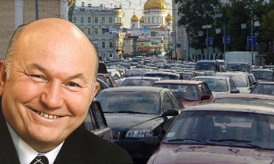 Лужков избавит Москву от снежных заносов за 180 млн рублей